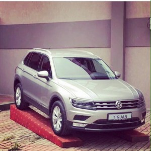 TIGUAN changed